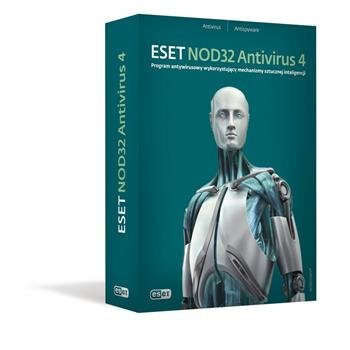 Programy antywirusowe: ArcaVir, AVG, ESET NOD32, ESET Smart Security