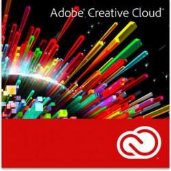 Adobe Creative Cloud for Teams dla Edukacji 1 PC na 1 rok