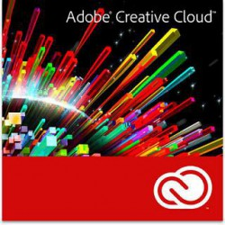 Adobe Creative Cloud for Teams dla firm 1 PC na 1 rok Migration