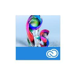 Adobe Photoshop Creative Cloud dla firm 1 PC na 1 rok - NOWA