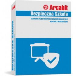 ArcaBit Bezpieczna Szkoła na 100 PC + na serwery - licencja na 3 LATA