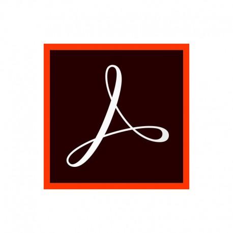 Adobe Acrobat Professional 2017 PL dla Szkół na 1 PC - licencja dożywotnia - PL PDF NOWA